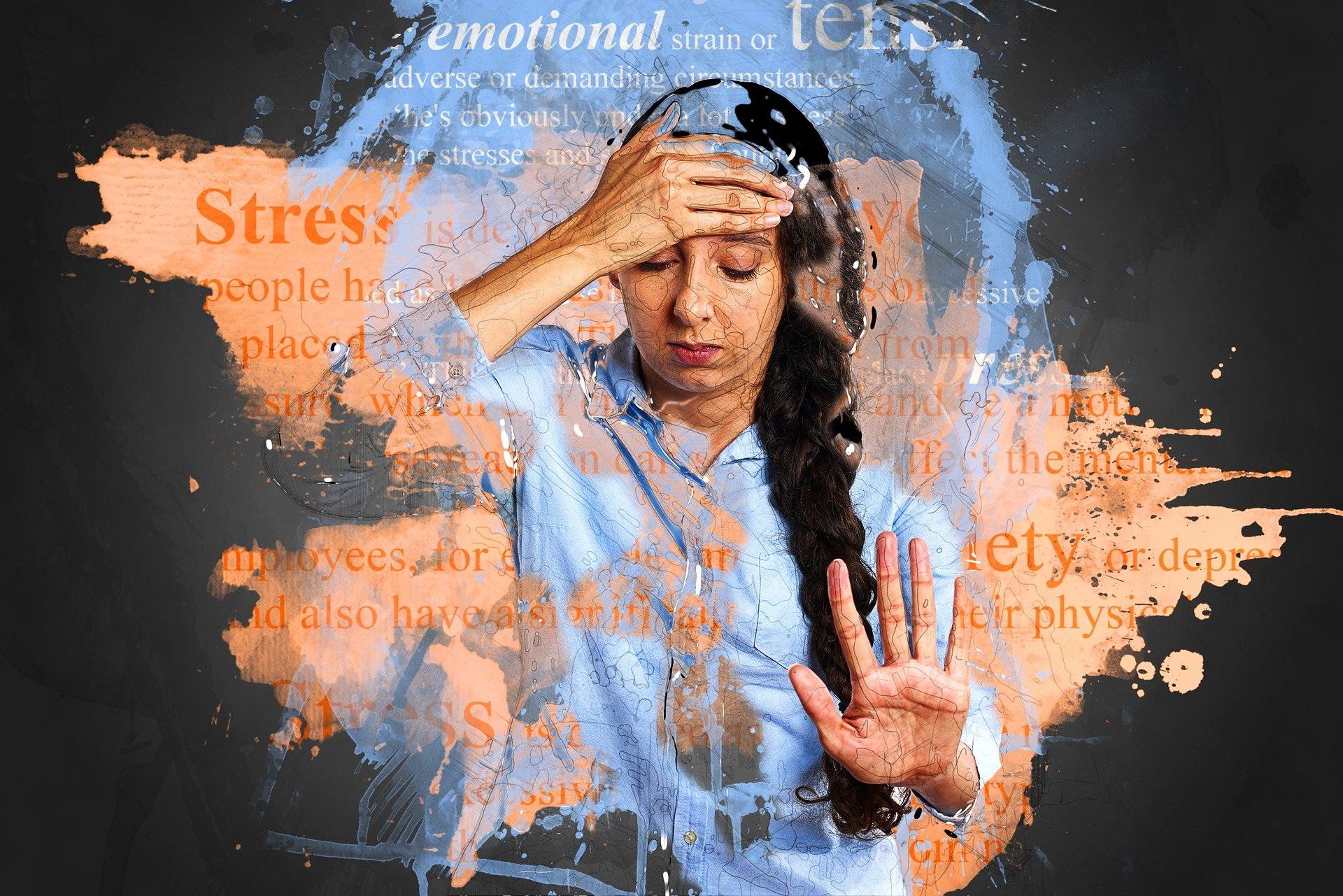 Ängste Stress und Ängste 1